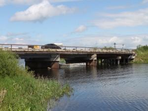 Ремонт конструкции моста с применением сухих смесей Хардбридж