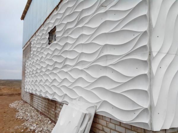 декоративные элементы на фасад из фибробетона